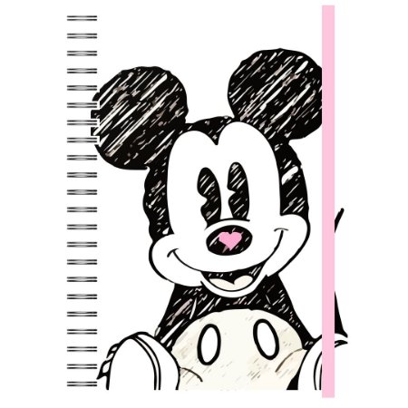 Planner Permanente : Mickey