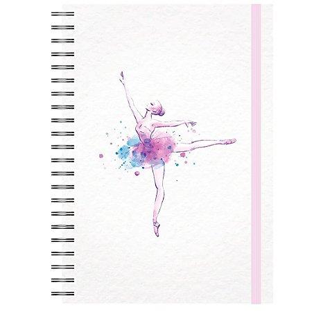 Planner Permanente : Dança Lilás