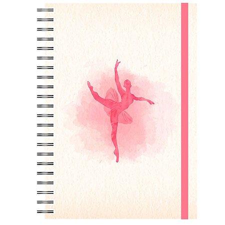 Planner Permanente : Dança Vermelhinha