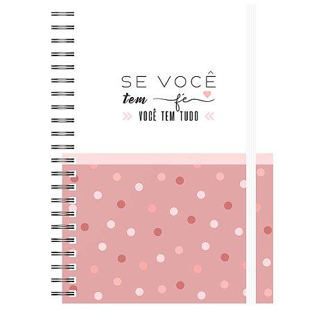 Caderno A5 : Fé