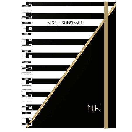 Caderno A5 : Listrada Clássica