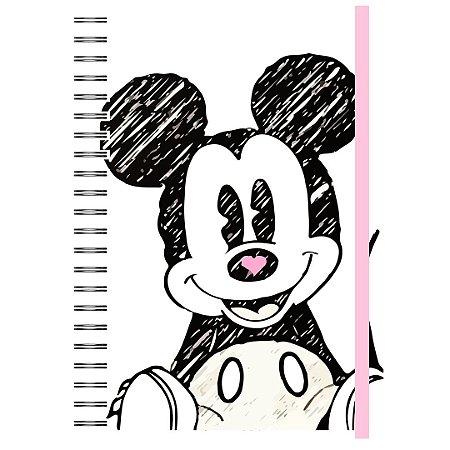 Caderno A5 : Mickey