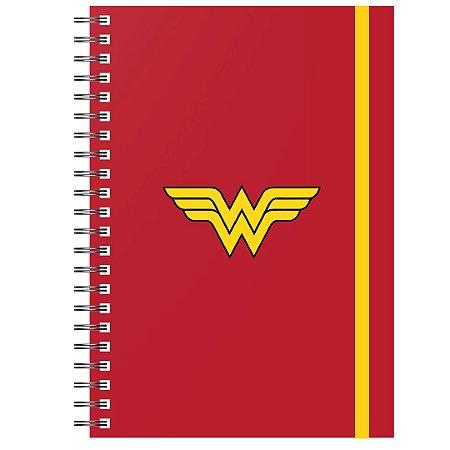 Caderno A5 : Mulher Maravilha