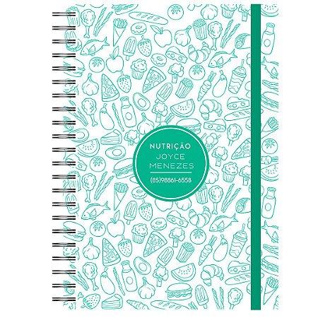 Caderno A5 : Nutrição