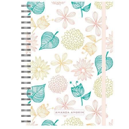 Planner Permanente : Flores Verão