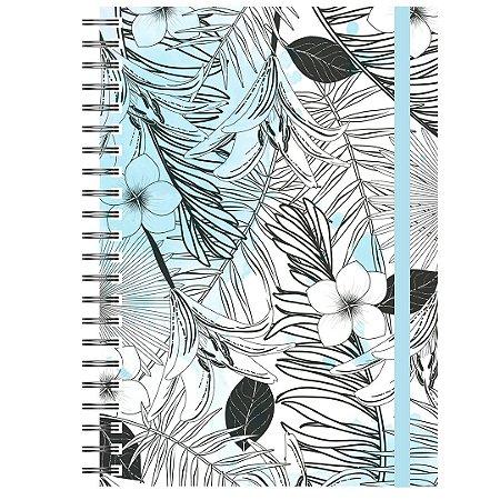 Planner Permanente : Tropical Azul