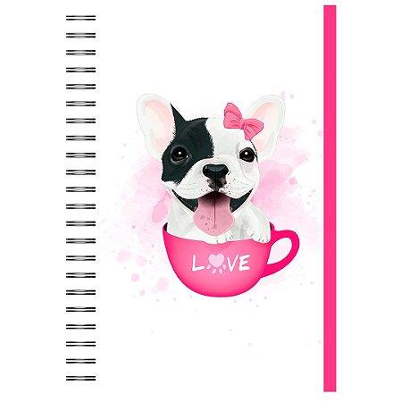 Planner Permanente : Bulldog Francês