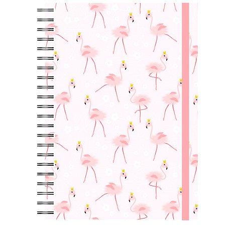Controle Financeiro : Flamingo Rosa