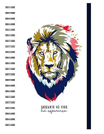 Planner Devocional: Leão Fogo