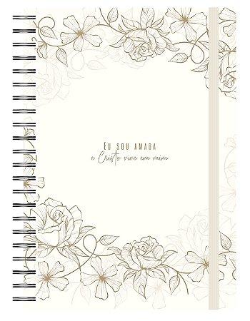 Planner Devocional: Floral Clássico