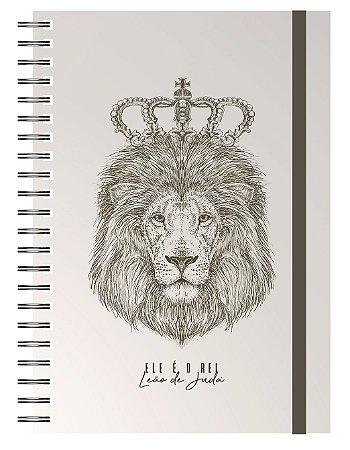 Planner Devocional: Leão Rei