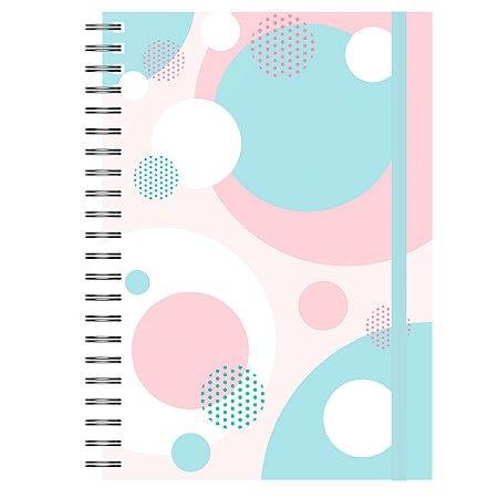 Planner Permanente :  Abstrato Colorido