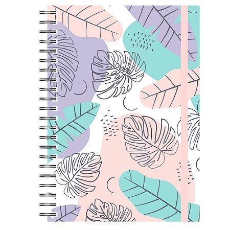 Planner Permanente :  Tropical Lilás