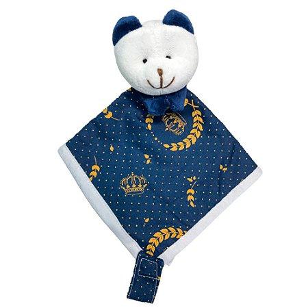 Naninha - Urso Azul Marinho