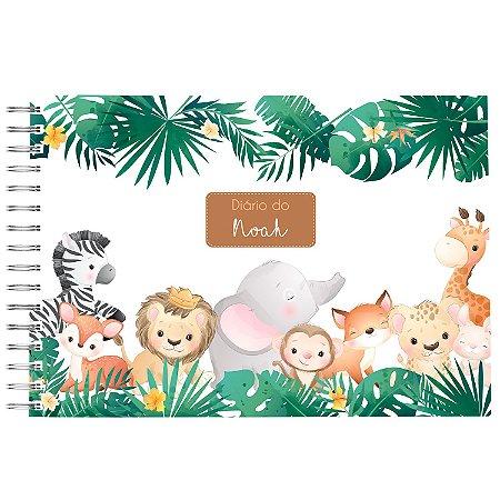 Diário do Bebê - Safari