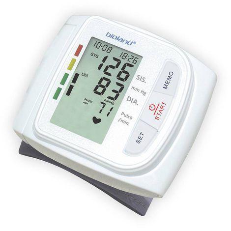 Monitor de pressão arterial de pulso Bioland
