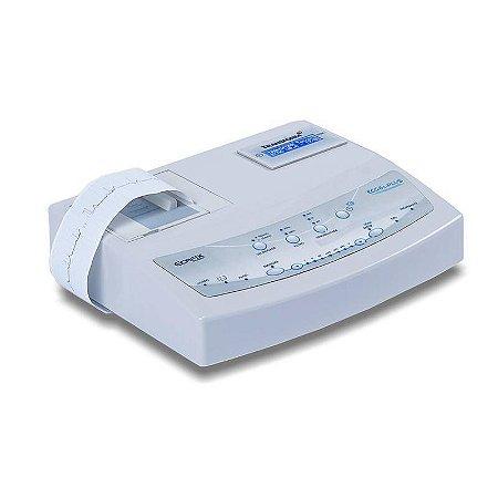 Eletrocardiógrafo Ecafix ECG 6 Plus com Bateria