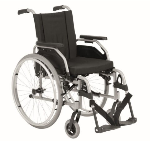 Cadeira de Rodas Alumínio Ottobock Start M1