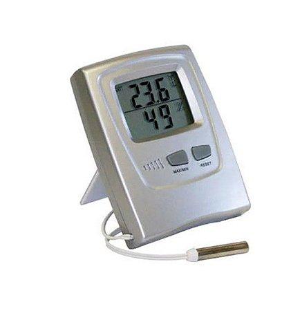 Termo-Higrômetro Incoterm Digital