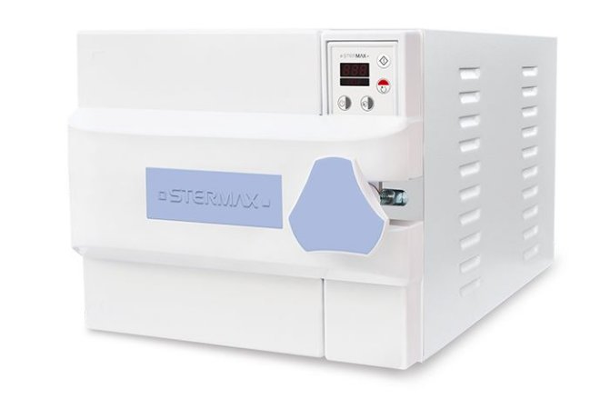 Autoclave Stermax Extra 21 Litros Azul
