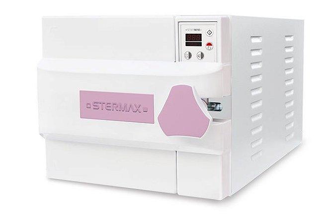 Autoclave Stermax Extra 21 Litros Rosa