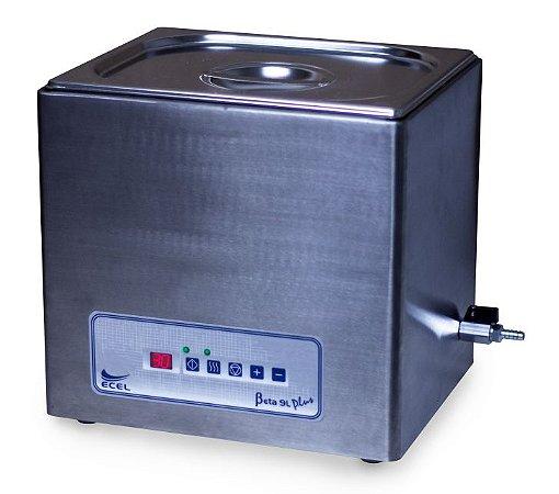Lavadora Ultrassônica ECEL 9 Litros Beta X Plus