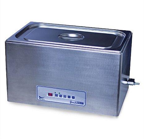 Lavadora Ultrassônica ECEL 30 Litros Beta X Plus