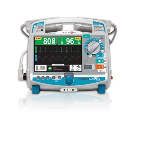 Cardioversor Bifásico Instramed Cardiomax