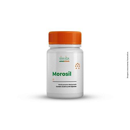 Morosil - 500MG / 50% Menos barriga e 100% Mais felicidade