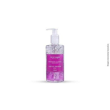 Sabonete liquido Flor de cerejeira - 250ml