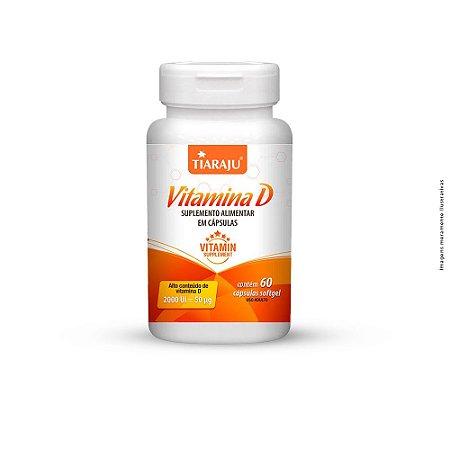 Vitamina D - 60 comprimidos