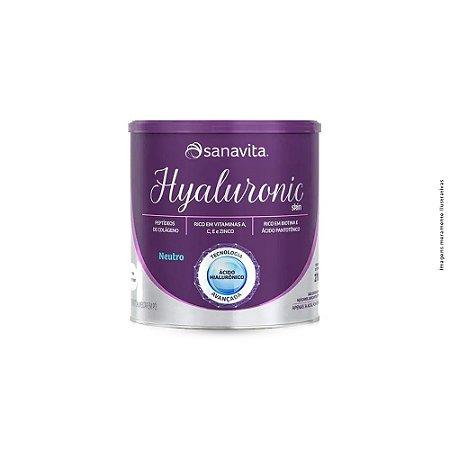 Hyaluronic Skin Neutro Lata - 270g