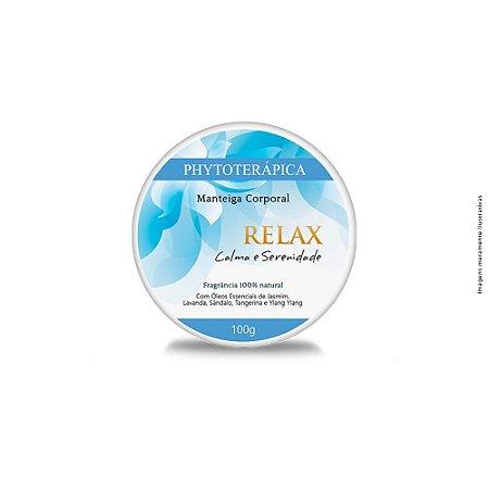 Manteiga Corporal Relax - 100g