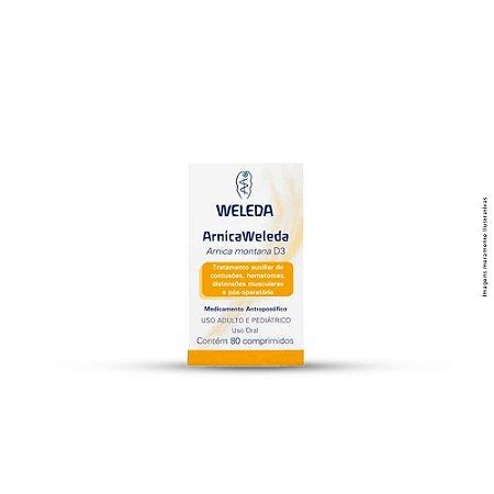 Arnica Montana D3 - 80 comprimidos