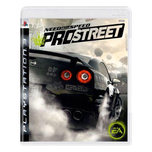 Need for Speed Pro Street Seminovo - PS3