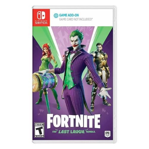 Fortnite The Last Laugh - Nintendo Switch