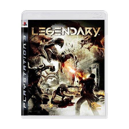 Legendary Seminovo - PS3