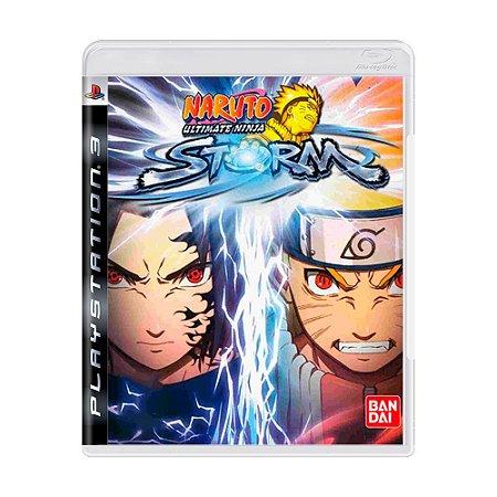 Naruto: Ultimate Ninja Storm Seminovo - PS3