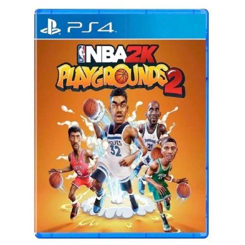 NBA 2K Playgrounds 2 Seminovo - PS4