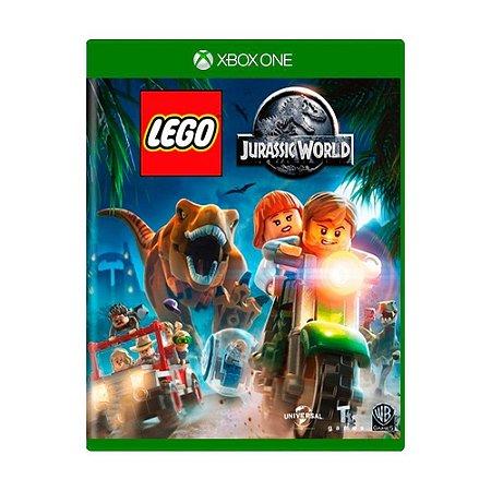 LEGO Jurassic World Seminovo - Xbox One