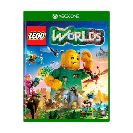 LEGO Worlds Seminovo - Xbox One