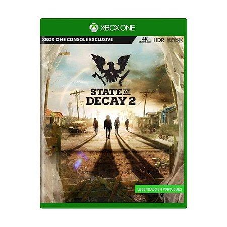 State of Decay 2 Seminovo - Xbox One