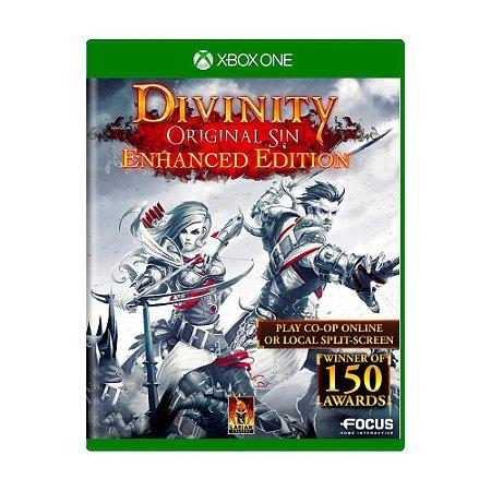 Divinity: Original Sin Enhanced Edition Seminovo - Xbox One