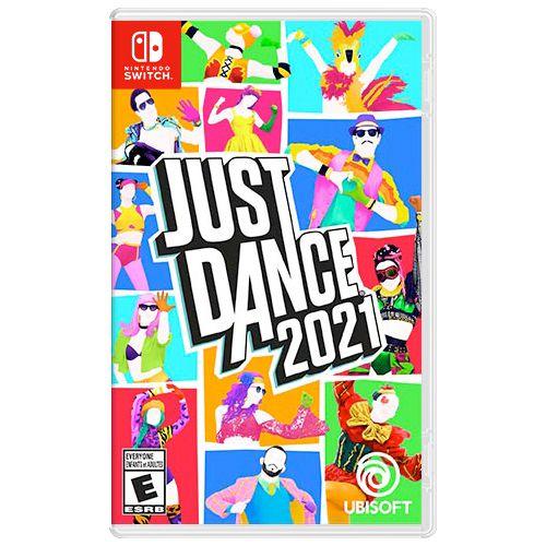 Just Dance 2021 Seminovo - Nintendo Switch
