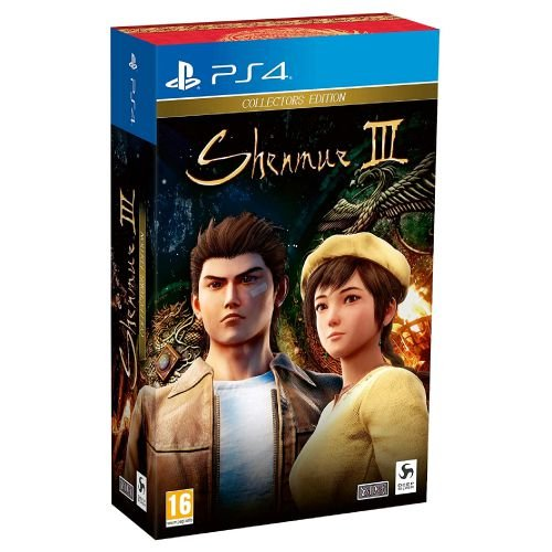 Shenmue III Collector Edition - PS4