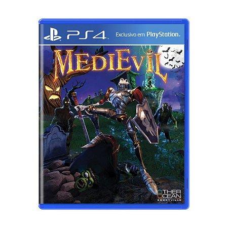 MediEvil Seminovo - PS4