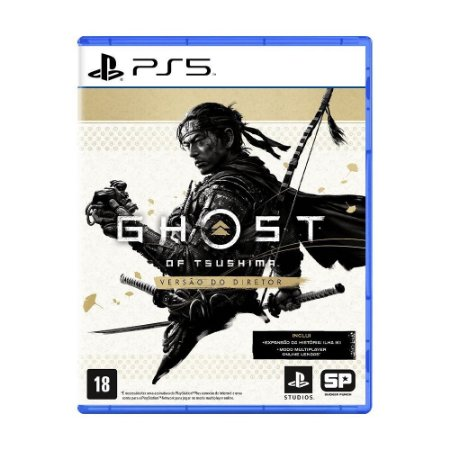 Ghost of Tsushima (Versão do Diretor) - PS5