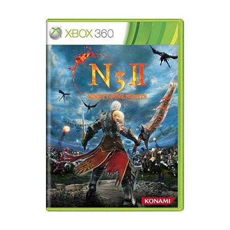 N3II: Ninety-Nine Nights Seminovo - Xbox 360