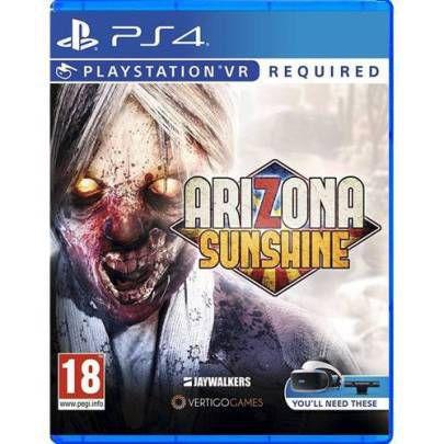 Arizona Sunshine PS VR – PS4