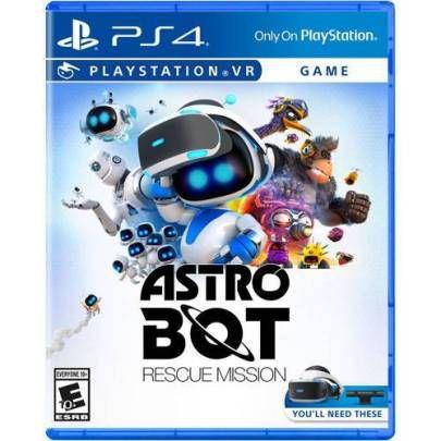 Astro Bot Rescue Mission – PS4